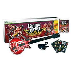 Guitar Hero Aerosmith + Guitarra Inalámbrica