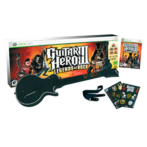 Guitar Hero III + Guitarra