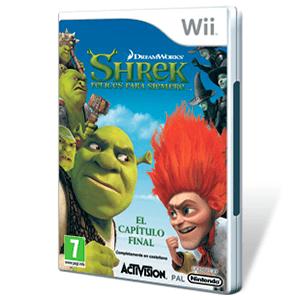 Shrek: Felices para siempre... El videojuego
