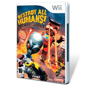 Destroy All Humans 3