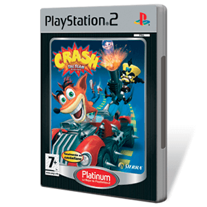Crash Tag Team Racing (Platinum)