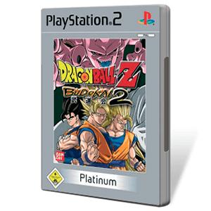 Dragon Ball Z Budokai Tenkaichi 2 (Platinum)
