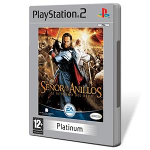 El Señor de los Anillos:El Ret.del Rey(P.Platinum)