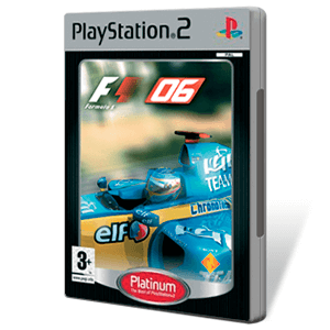 Formula One 06 (Platinum)