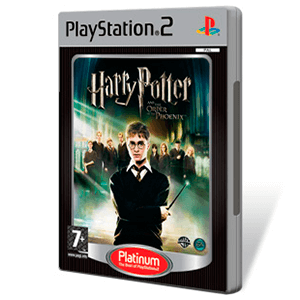 Harry Potter y la Orden del Fenix (Platinum)