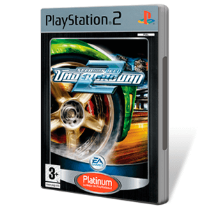 Need for Speed: Underground 2 (Platinum)