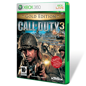 Call of Duty 3 (Gold Edition)