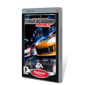 Need for Speed Underground Rivals (Platinum)