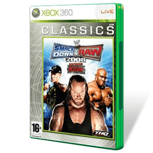 WWE SmackDown vs. Raw 2008 (Classic)