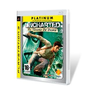 Uncharted: El Tesoro de Drake Platinum