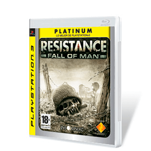 Resistance Fall of Man Platinum