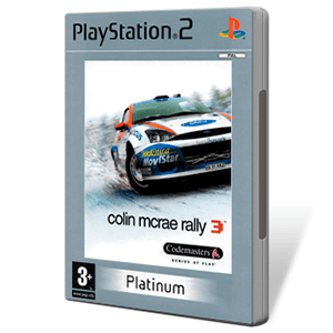Colin McRae Rally 3 (Platinum)