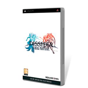 Dissidia Final Fantasy Edicion Coleccionista
