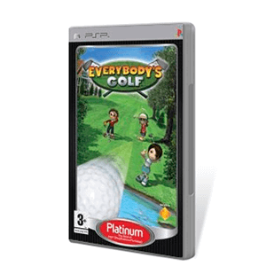 Everybodys Golf (Platinum)