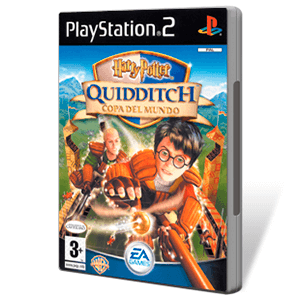 Harry Potter Quidditch- Copa del Mundo