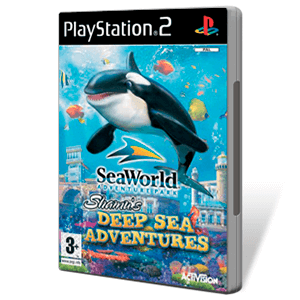 Seaworld: Shamu´s Deep Sea Adventure