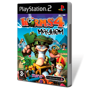 Worms 4: Mayhem (Platinum)