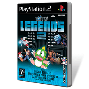 Taito Legends 2 (Virgin)