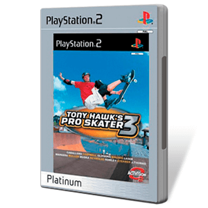 Tony Hawks Pro Skater 3 (Platinum) (Reactivate)