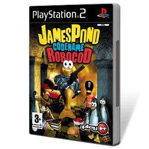 James Pond Robocod