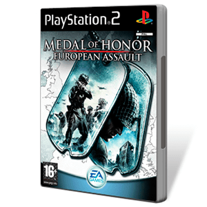 Medal of Honor: European Assault (Value games)