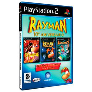 Pack Rayman 10º Aniversario (Rayman M, 2 y 3)