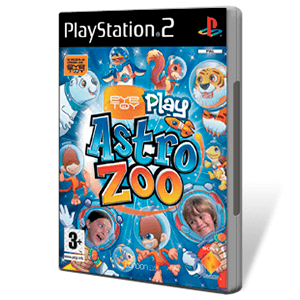 Eye Toy Astro Zoo