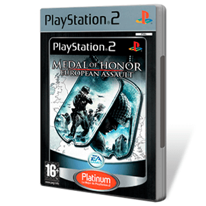 Medal of Honor: European Assault (Platinum)