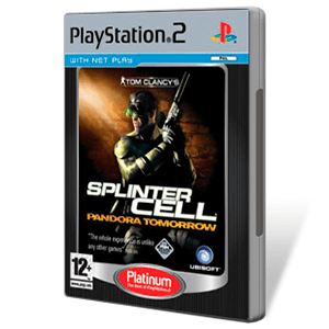 Splinter Cell: Pandora Tomorrow (Platinum)