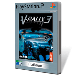 V-Rally 3 (Platinum)