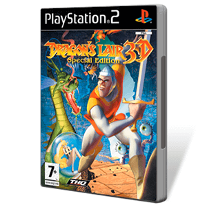 Dragons Lair 3D Special Edition