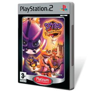 Spyro: A Heros Tail (Platinum)