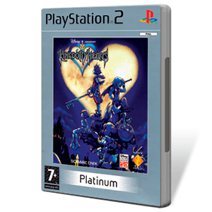 Kingdom Hearts (Platinum) -SONY-