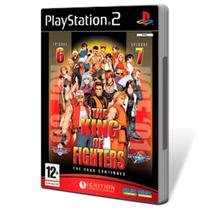 King of Fighter 00/01 (Double Pack)