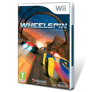 Wheelspin + Volante