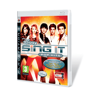 Disney Sing it: Pop Hits Standalone