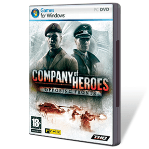 Company of Heroes Opposing Front