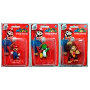 Llavero Super Mario (Varios Personajes)