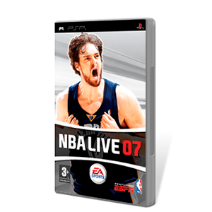 NBA Live 07 (Platinum)