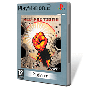 Red Faction 2 Platinum
