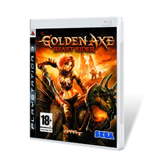 Golden Axe Riders