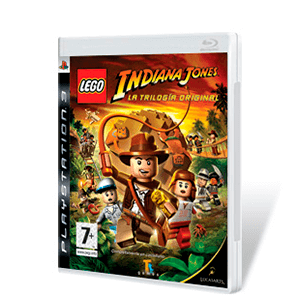 LEGO Indiana Jones: La Trilogía Original