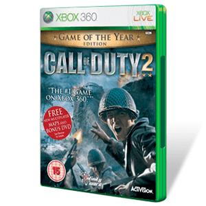 Call of Duty 2 (Juego del año) [D]