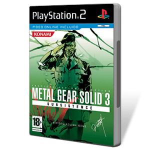 Metal Gear Solid 3: Subsistence (Kon.)