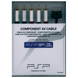 Cable AV por Componentes para PSP Go