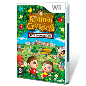 Animal Crossing: Lets go to the City