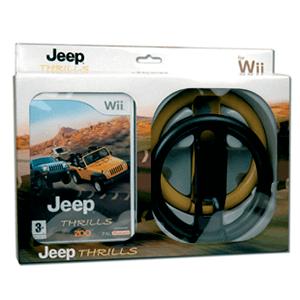 Jeep Thrills + 2 Volantes