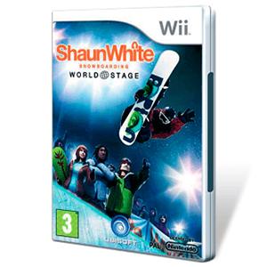 Shaun White Snow World Stage