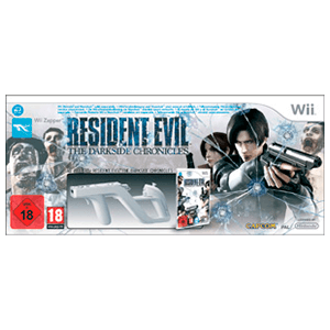 Resident Evil The Darkside Chronicles + Zapper