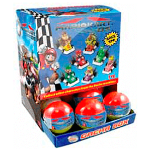 Gashabox Mario Kart Pull Back 2